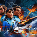 Gerry Anderson's Firestorm - Kickstarting Now!