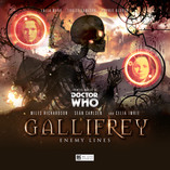 Gallifrey: Enemy Lines – Coming Tuesday, May 24th from the Worlds of Doctor Who!