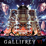 Gallifrey VI Cover Released