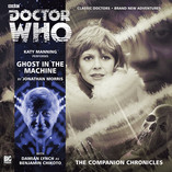 Doctor Who: Ghost in the Machine Cover Released