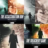 Out Now: The Assassination Run and The Treachery Game