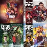 Tenth Doctor Volume 2 covers revealed