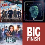 Big Finish Originals – now on Audible!