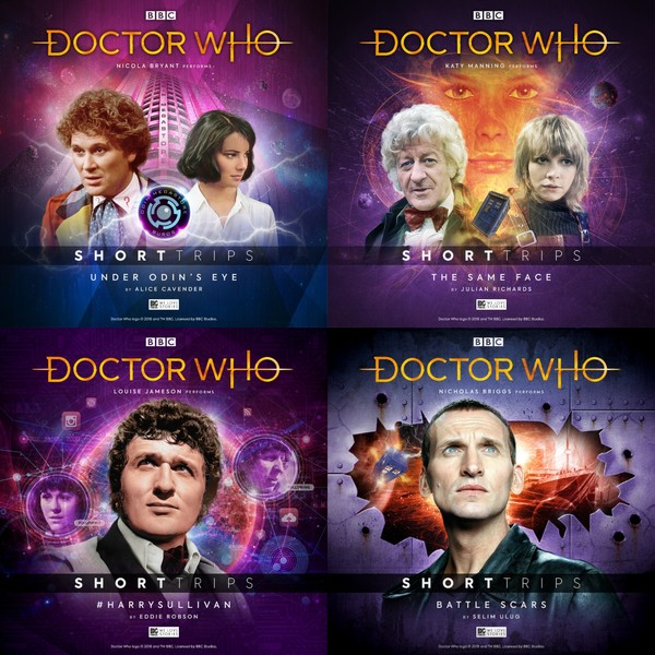 Doctor Who Short Trips Series 9