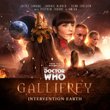 Update: Cover revealed for Gallifrey: Intervention Earth and New Release Date!