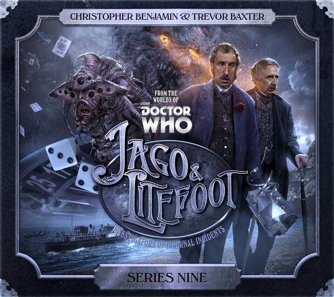 Jago & Litefoot Series 9