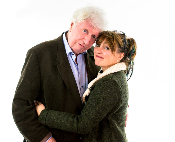 Tom Baker and Jane Slavin