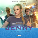 Jenny – The Doctor's Daughter – out now