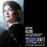 Klein Returns in Doctor Who - UNIT: Dominion