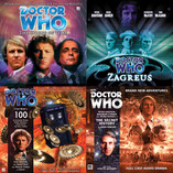 Doctor Who: Win Five Monthly Range Titles