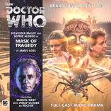 Doctor Who: Mask of Tragedy Cover Revealed