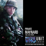 Doctor Who - UNIT: Dominion - Meet Private Maynard