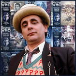 Happy Birthday Doctor Who Sylvester McCoy!