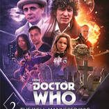 Doctor Who: Novel Adaptations Volume 2 - Cover Unveiled!