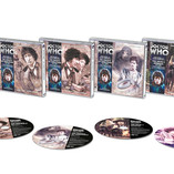 Doctor Who: Philip Hinchcliffe Presents - Packshot revealed