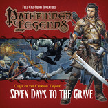 Pathfinder Legends - Seven Days to the Grave