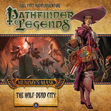 Pathfinder Legends – Mummy's Mask: The Half-Dead City