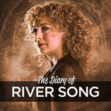 Alex Kingston is back in The Diary of River Song Series Three