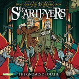 The Scarifyers: The Gnomes of Death, out now!