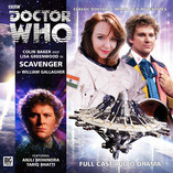 Doctor Who: Scavenger Cover Released