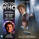 Doctor Who: The Seeds of War and The Scorchies Released!