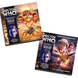 Out Today - Doctor Who: Mask of Tragedy & Doctor Who: Signs & Wonders!