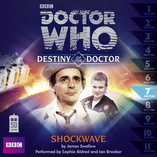 Doctor Who - Destiny of the Doctor: Shockwave Released