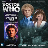 Doctor Who: Spaceport Fear and The Sands of Life Released, Plus Blake's 7 Warship Ebook
