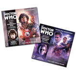Doctor Who: The Well-Mannered War & Damaged Goods. Covers & Dates