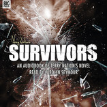 Survivors Audiobook - Cover Revealed!