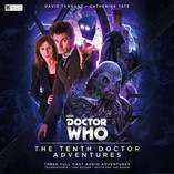 Doctor Who – Listen to the Tenth Doctor and Donna!