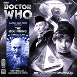 Doctor Who: The Beginning Cover Revealed