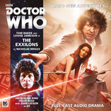 Doctor Who: The Exxilons - Cover and Story Details Online!