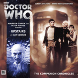 Doctor Who: Upstairs Cover Released