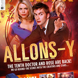 Out now: November's Vortex with David Tennant and Billie Piper