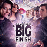 The Worlds of Big Finish - Cover