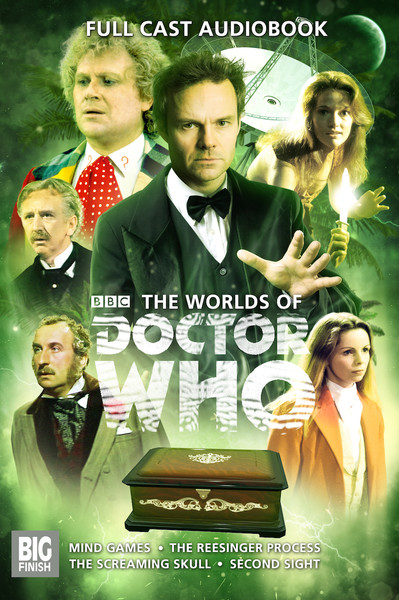 The Worlds of Doctor Who box set cover