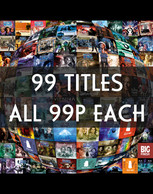 99 Titles for 99p Returns!