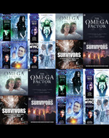 Doctor Who, Survivors and Omega Factor special offers