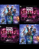 Doctor Who Long Weekend Offers