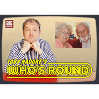 Toby Hadoke's Who's Round 45 - Rex Robinson and Patricia Pryor