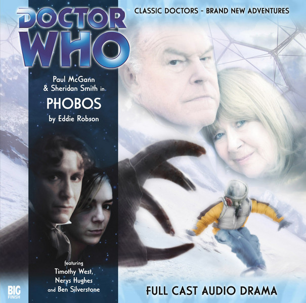 Doctor Who - Eighth Doctor Adventures - Phobos - Download