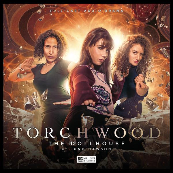 14 The Dollhouse Torchwood Big Finish
