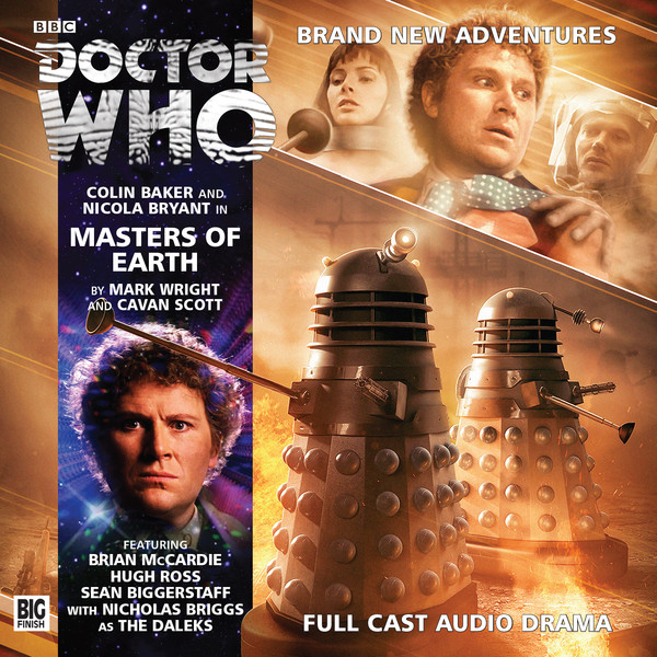 REVIEW - Doctor Who: Masters of Earth