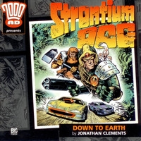 Strontium Dog: Down To Earth
