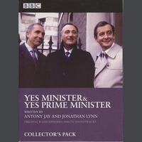 Yes Minister and Yes Prime Minister Collector's Pack