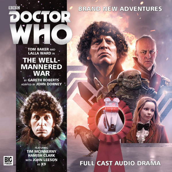 Doctor Who - The Well Mannered War - Gareth Roberts