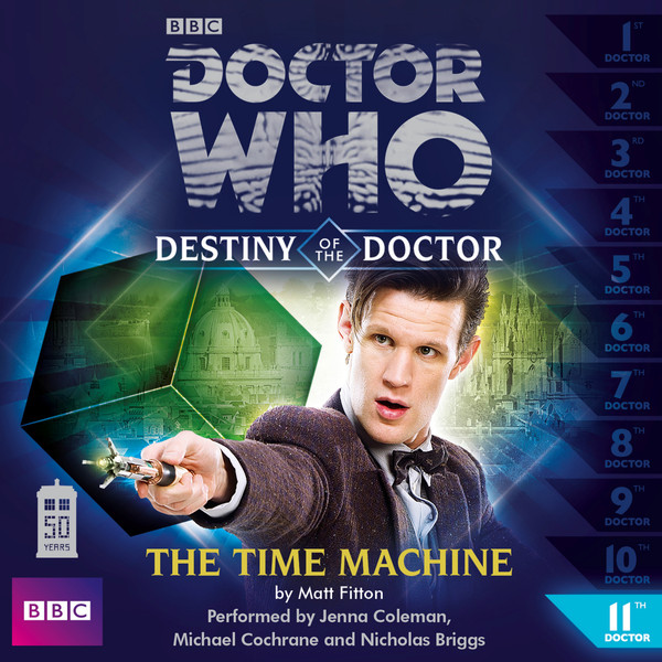 doctor whos time machine