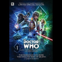 Doctor Who - Novel Adaptations Volume 01: The Romance of Crime/The English Way of Death (Limited Edition)