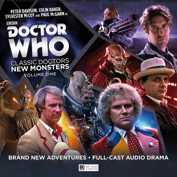 Doctor Who Classic Doctors, New Monsters Volume 01 - Phil Mulryne, Simon Barnard, Paul Morris, James Goss, Andrew Smith